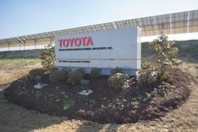 Toyota Mississippi celebrated the 10 year anniversary of its groundbreaking by announcing it will build a $10 million visitor and interactive training center and $350,000 in donations for local education programs.