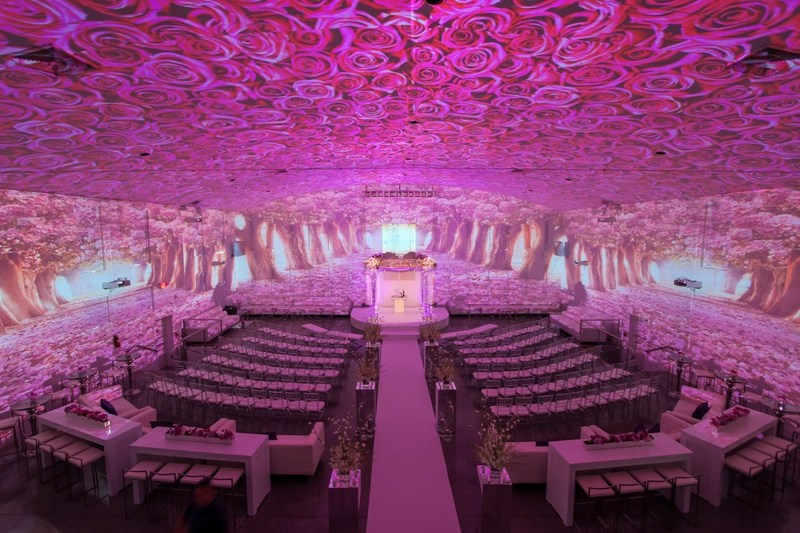 Private Celebrity Wedding at The Temple House - Miami Beach