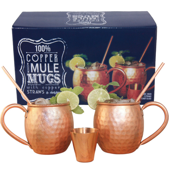 Moscow Mule Gift set.