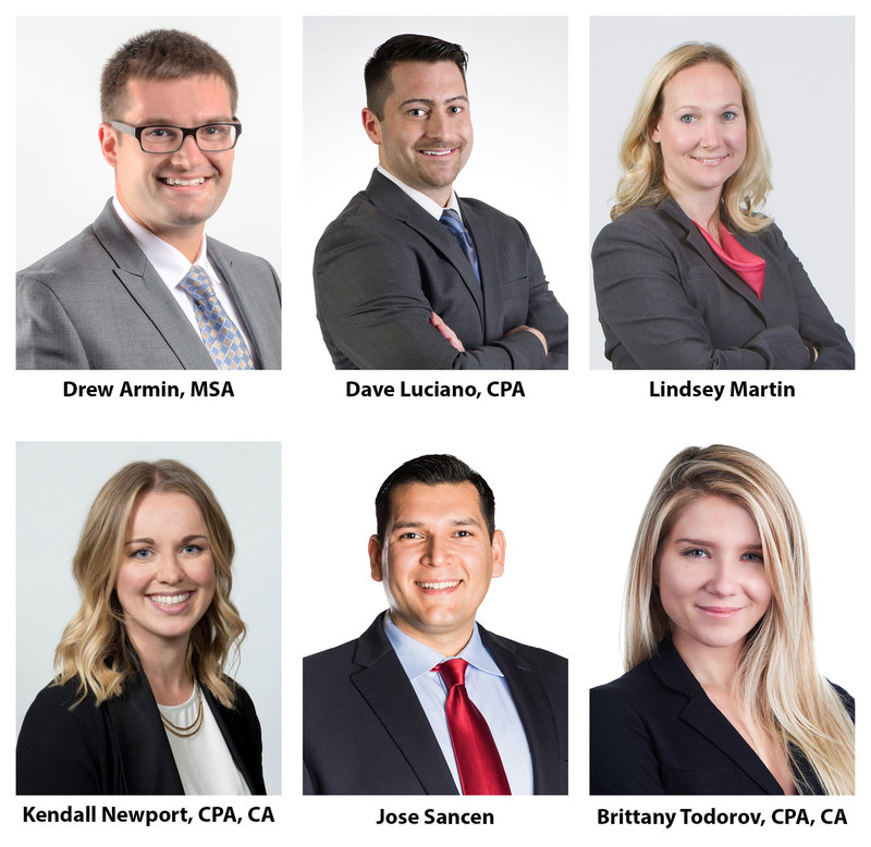 Siegfried welcomes new Team Leaders in several of its national Markets
