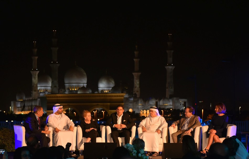 CultureSummit 2017 Abu Dhabi Concludes With an Action Agenda for the Future (PRNewsfoto/Abu Dhabi Tourism & Culture)
