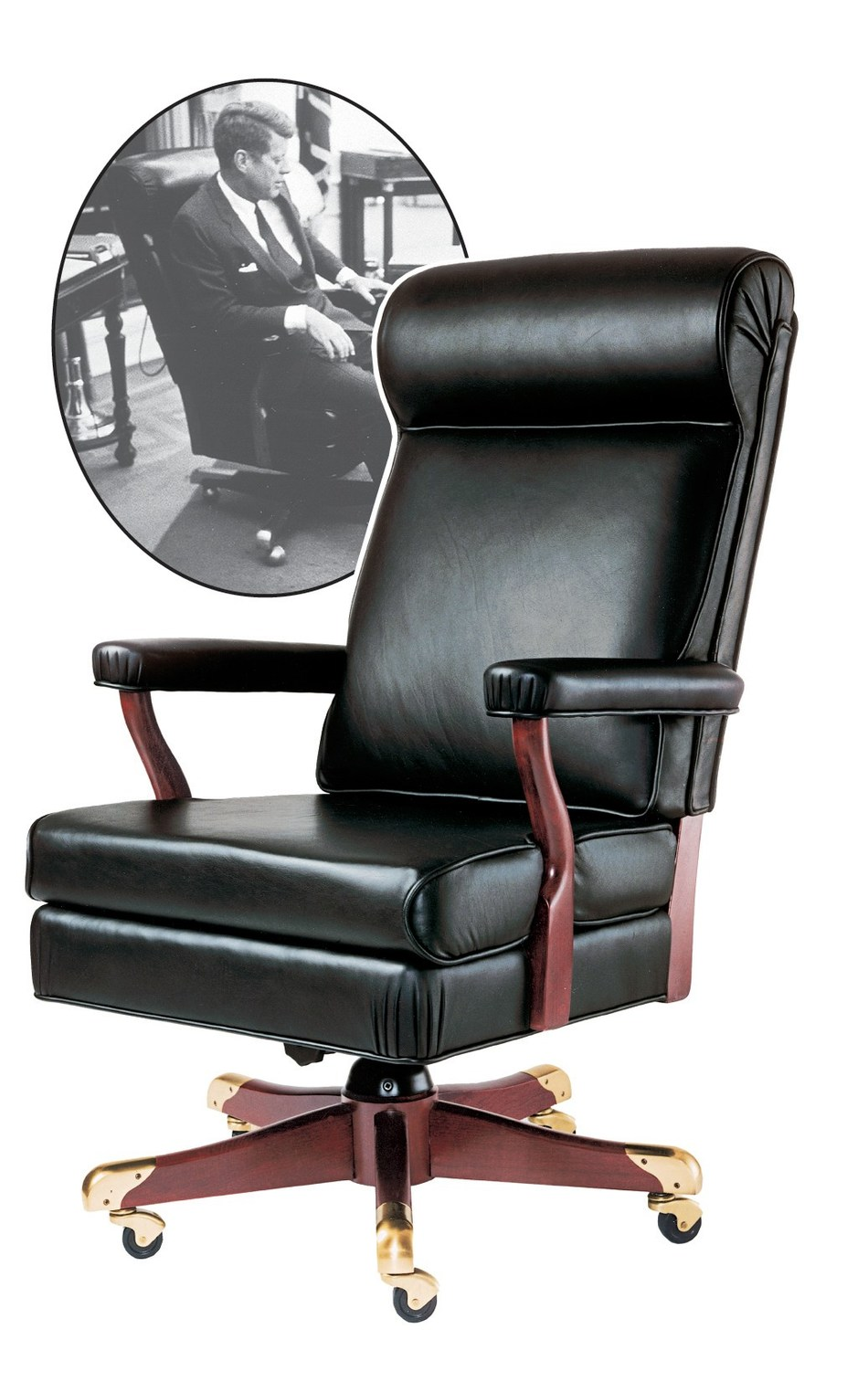 John F. Kennedy Oval Office Chair