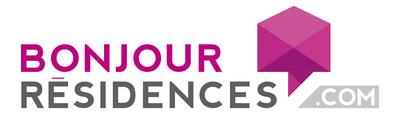 Logo : Bonjour Résidences (Groupe CNW/Bonjour Résidences)