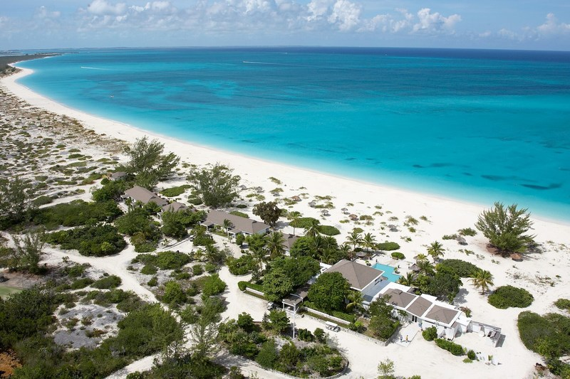 """The Art of Letting Go Yoga Retreat June 2017 @ The Meridian Club, Turks and Caicos, the only resort on the 800-acre private island of Pine Cay with a 2-mile secluded, award-winning """"Best Beach"""", barefoot luxury accommodations, a poetry of food, and so much more!"""