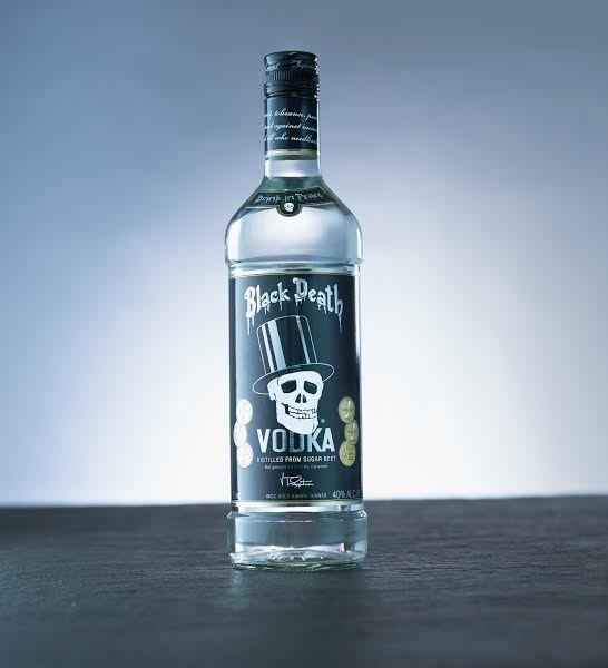 Black Death Vodka, the Original Vodka of Rock 'n Roll, marks its return to the US marketplace this month.