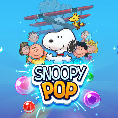 Jam City's Snoopy Pop (PRNewsfoto/Jam City)