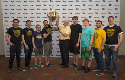 University of Maryland, Baltimore County wins 2017 National Collegiate Cyber Defense Championship