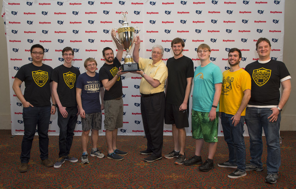 2017 NCCDC Champions, University of Maryland, Baltimore County