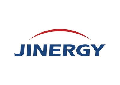 Logo of Jinergy (PRNewsfoto/Jinneng Clean Energy Technology)