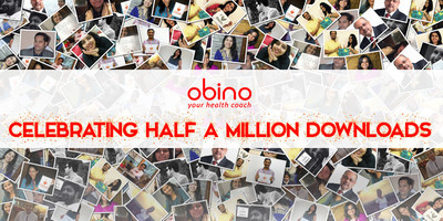 Half-A-Million Users now Healthier With Obino