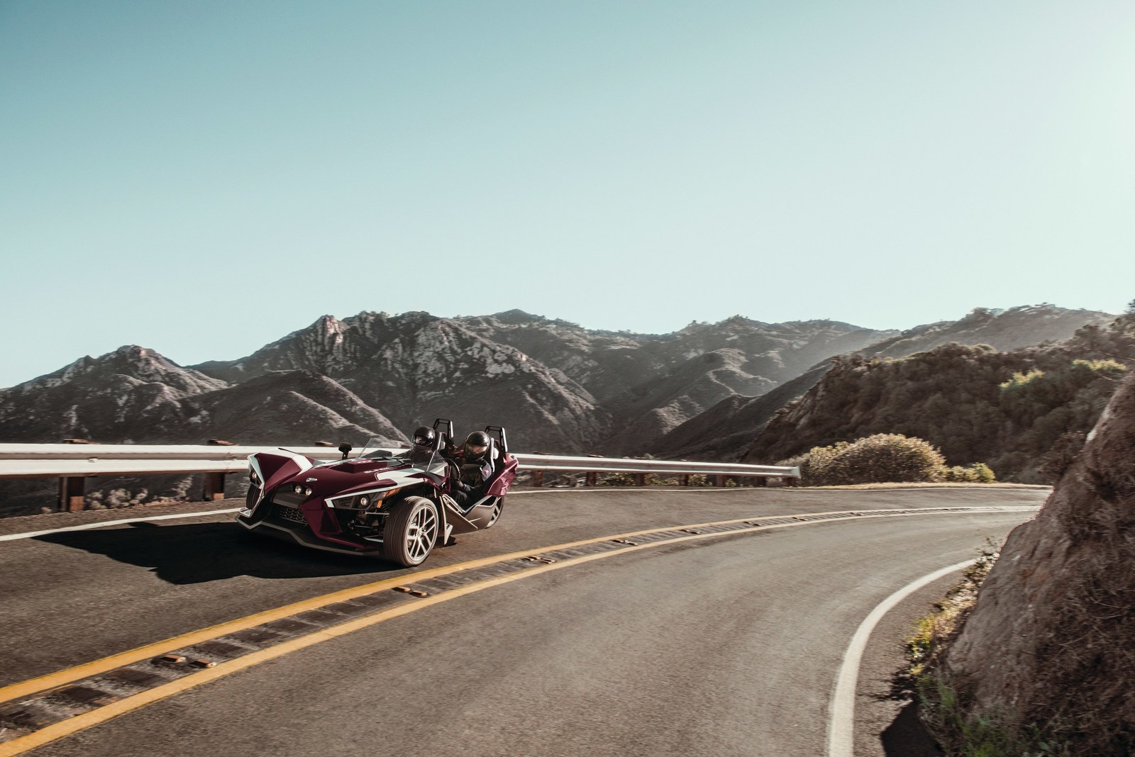 Polaris Slingshot Expands Lineup With All New Sl Autos Post