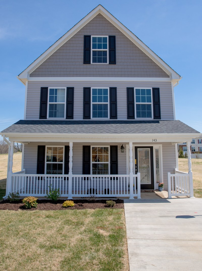 Five-bedroom, three-bath home in Stuarts Draft, Virginia awarded to Truslow family through Nexus Services' annual program aimed at giving back to the local community.
