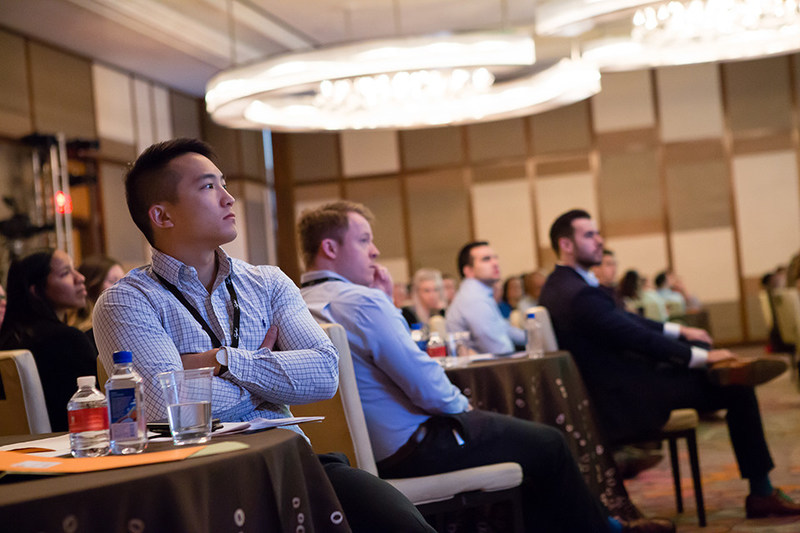 Siegfried employees and special guests recently attended the Firm's 11th MY Journey™ event, focused on helping attendees build mastery in confidence, find inspiration, and reflect