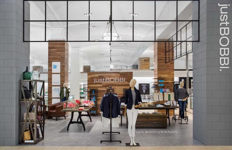justBOBBI concept shop at Lord & Taylor NY Flagship