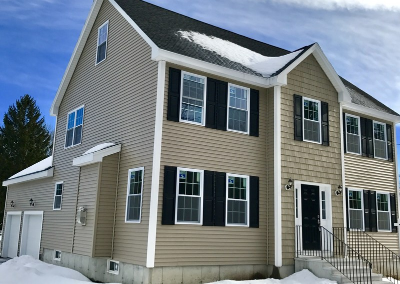 Brand new home being raffled.
