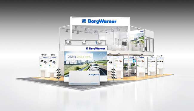 Focusing on current trends in the Chinese market, BorgWarner presents its broad portfolio of solutions for combustion, hybrid and electric vehicles at Shanghai Auto 2017.