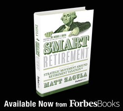 Learn Secrets Of Retirement Planning in New Book By Leading Tax Arbitrage Expert