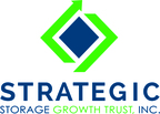 Strategic Storage Growth Trust, Inc. Reports 2017 First Quarter Results