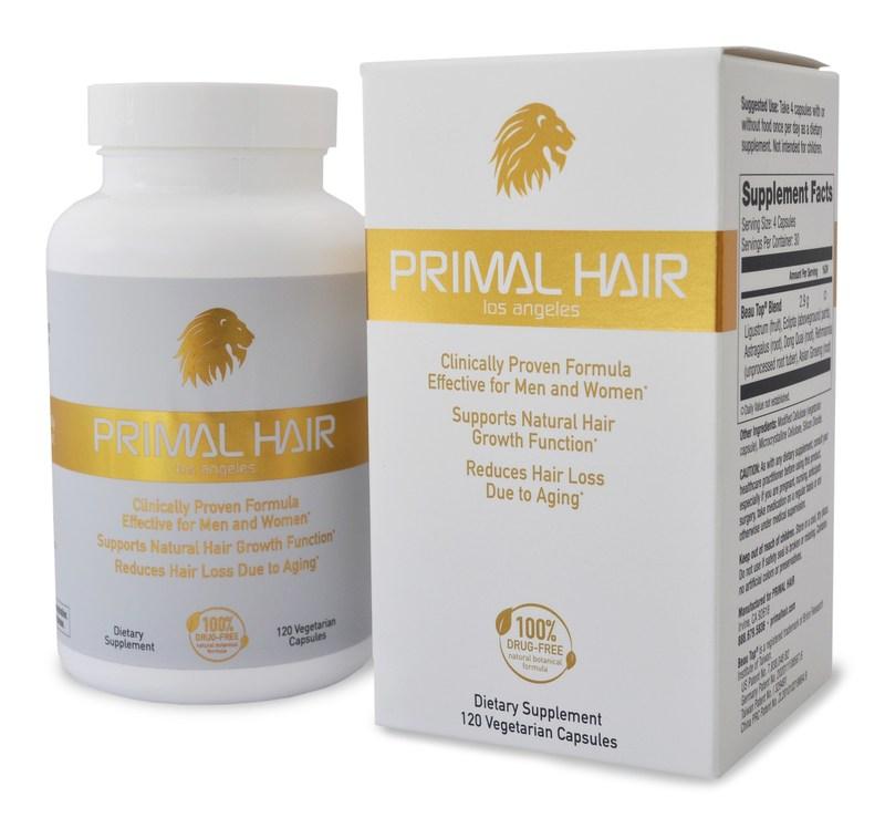 PRIMAL HAIR Product