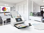 Epson Bolsters Commercial Document Scanner Line with New Epson DS-780N Offering Secure Networking and Built-In Touch-Screen for Ease of Use