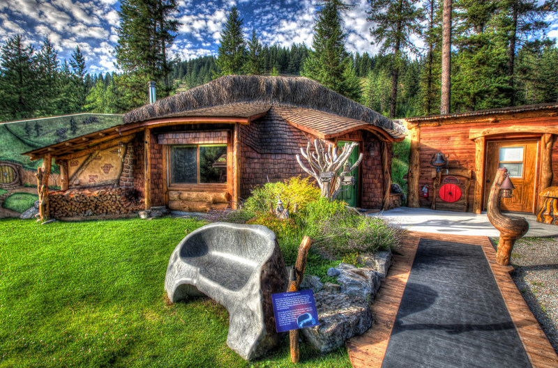 The Shire of Montana, a one-of-a-kind Guest Resort in the foothills of the Cabinet Mountains, is officially for sale.