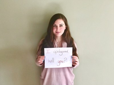 I apologized, will you? (CNW Group/Student Unity Project)