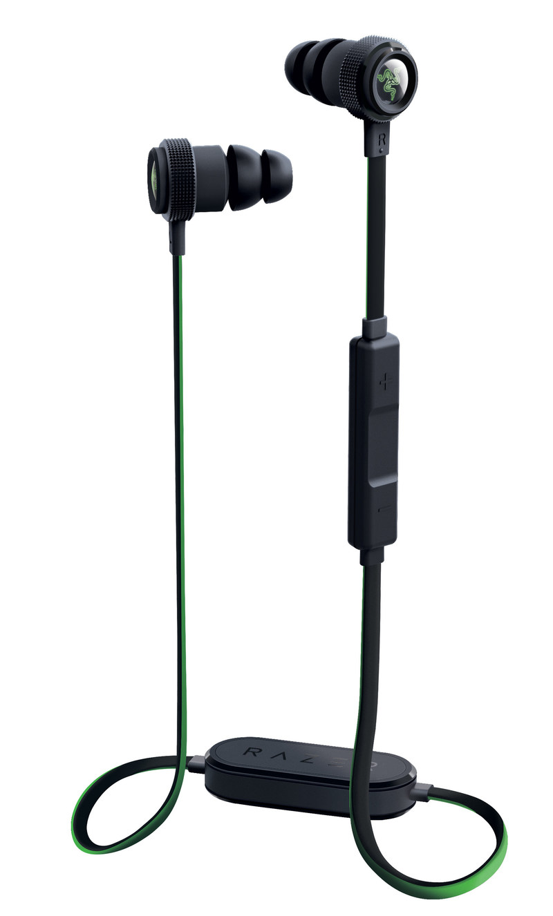 Razer's new Hammerhead BT in-ear headset