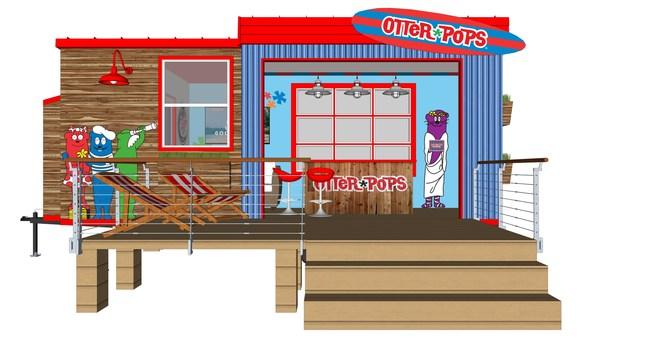Otter Pops Bungalow