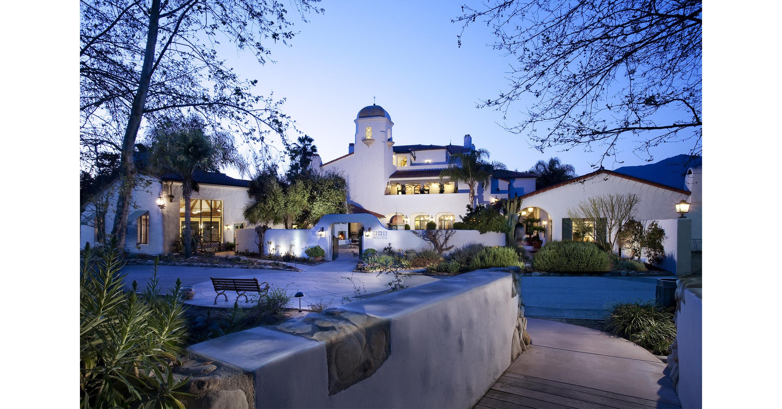 Luxury Hotels Ojai Valley Inn Spa: Ojai Valley Inn & Spa Unveils Single Use Plastic-Free
