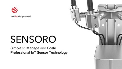 Leading IoT Tech Firm SENSORO Raises $18M in Series B