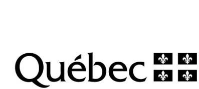 Logo : Québec (Groupe CNW/mmode)