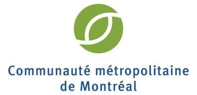 Logo : Communauté métropolitaine de Montréal (Groupe CNW/mmode)