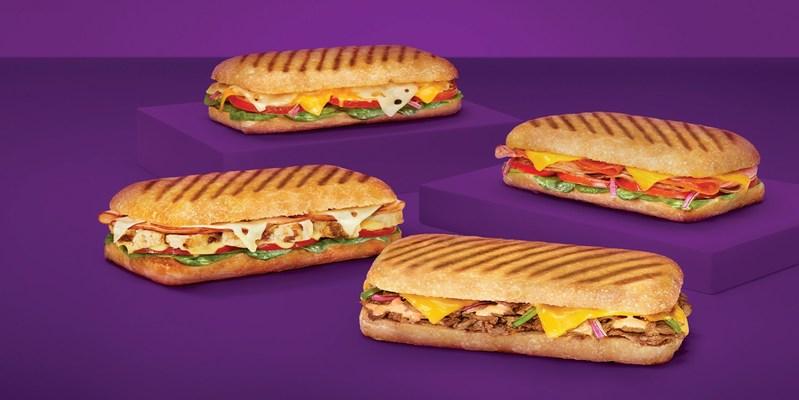 Chicken Cordon Bleu, Triple Cheese, Italian B.M.T® Melt, Chipotle Steak & Cheese (CNW Group/SUBWAY RESTAURANTS)