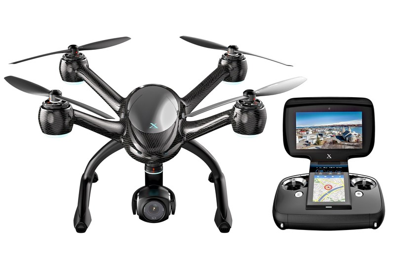 XDynamics Evolve, the brand's debut product, will also be showcased at NAB Show 2017. It features an unprecedented dual-screen controller for consumer drone to maximize performance, reliability, and safety.