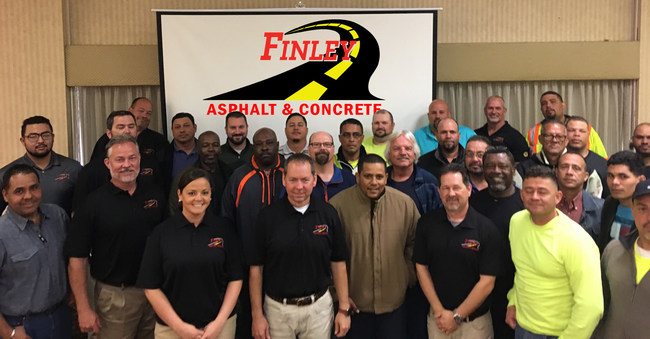 """""""The Finley brothers grew the company to over one hundred sixty employees by following their father's example of a strong work ethic."""""""