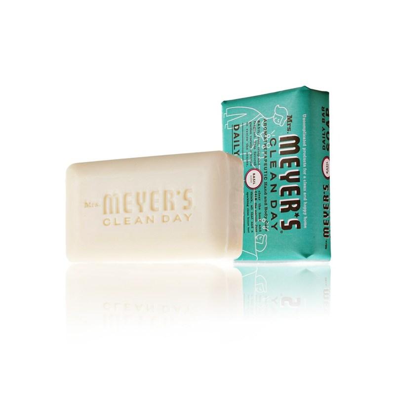 Bar Soap is earth-friendly.