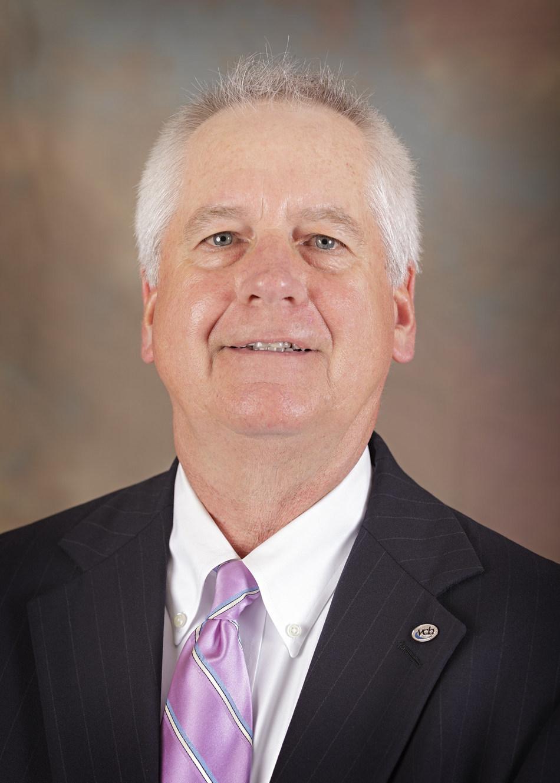 Del Ward, Senior Vice President, Commercial Banking for Virginia Commonwealth Bank in Richmond, Virginia.