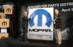 FCA US Marks Opening of New Mopar Parts Distribution Center in Virginia