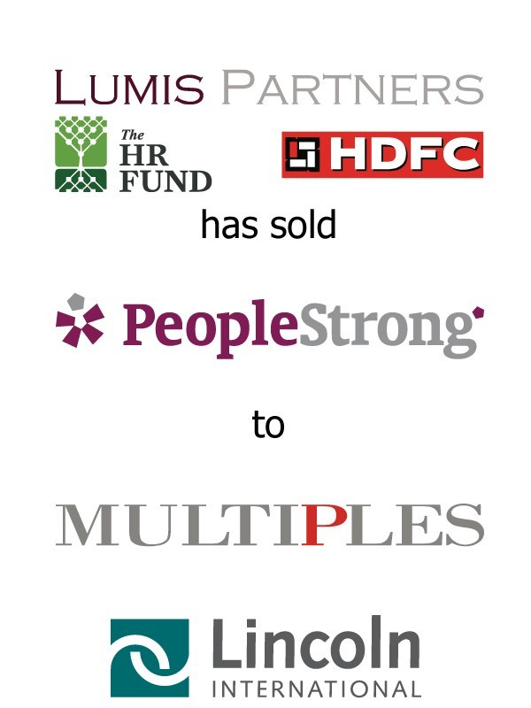 Lincoln International represents PeopleStrong in a control deal transaction with Multiples Private Equity