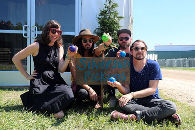 In 2016, Silversun Pickups participate and write what music means to them in support of Toyota and VH1 Save The Music Foundation's summer festival initiative to benefit music education programs.