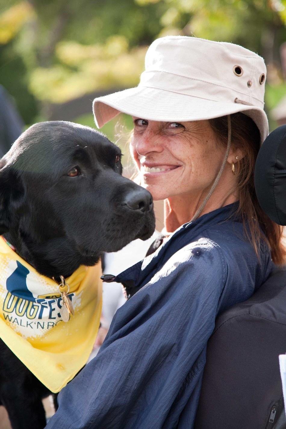 DogFest Walk 'n Roll team