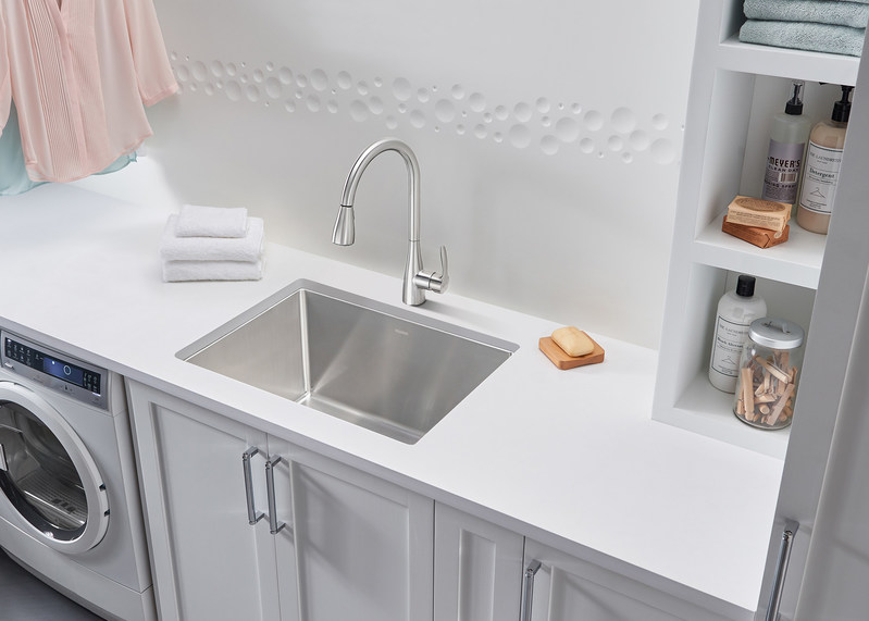 BLANCO QUATRUS™ R15 Laundry Sink