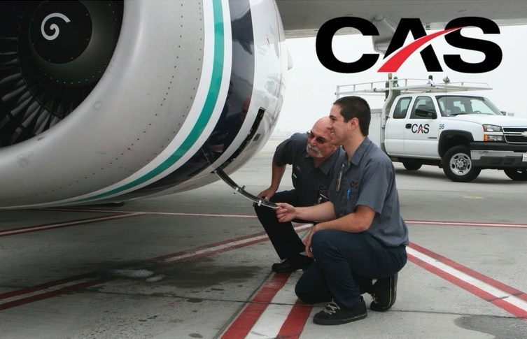 (PRNewsfoto/Certified Aviation Services)