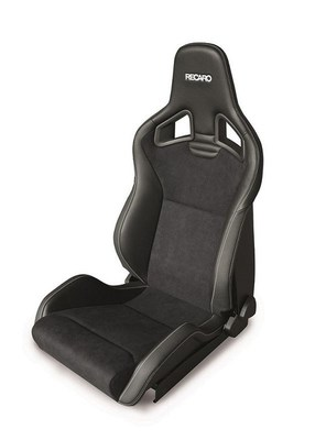 The 'China Edition' of the RECARO Sportster CS was conceived as an aggressive sport seat for actual use in sports cars or high-performance derivatives of volume-production vehicles. Its innovative lightweight shell with its attractive lean design ensures optimal comfort and body support. (PRNewsfoto/Adient Ltd. & Co. KG)