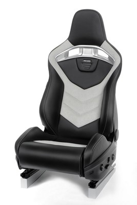 With its Luxury Power Performance product segment, RECARO Automotive Seating underscores its positioning in the Chinese market as a premium brand for OEM customers. The seats offer an exclusive, sporty performance, outstanding comfort and excellent ergonomics. (PRNewsfoto/Adient Ltd. & Co. KG)