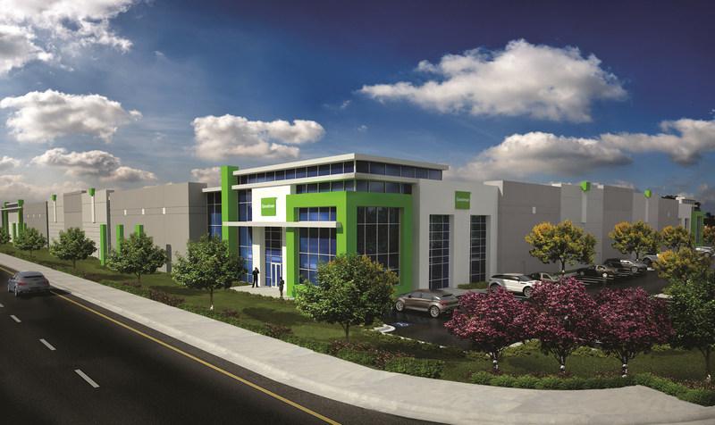 Goodman Logistics Center Santa Fe Springs