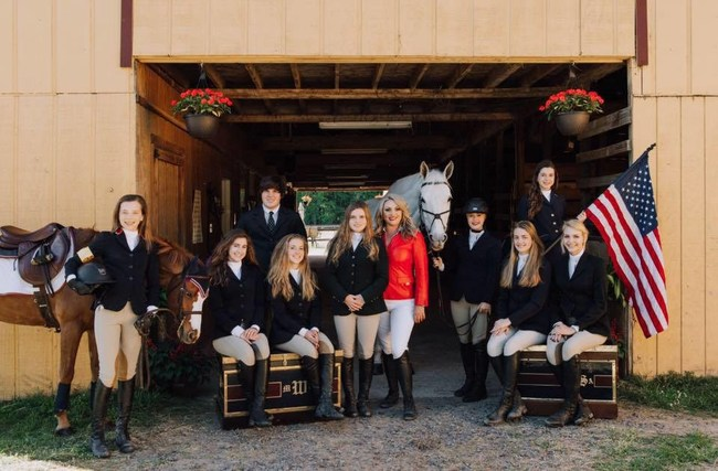 Brittany Desalvo is a Hunter Jumper National Champion that owns Sommerview Farm located in Gonzales, LA. Sommerview Trains, Boards, and competes Nationally with English Horse Riding Tournaments.