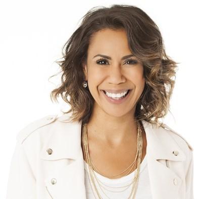 Isabelle Racicot, co-animatrice du Télédon (Groupe CNW/MAtv)