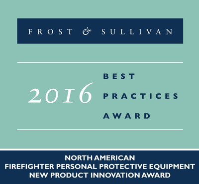 Frost & Sullivan Applauds Honeywell's Life Guard Hood for Protecting Firefighters against Carcinogenic Particles with its Triple-layer Barrier