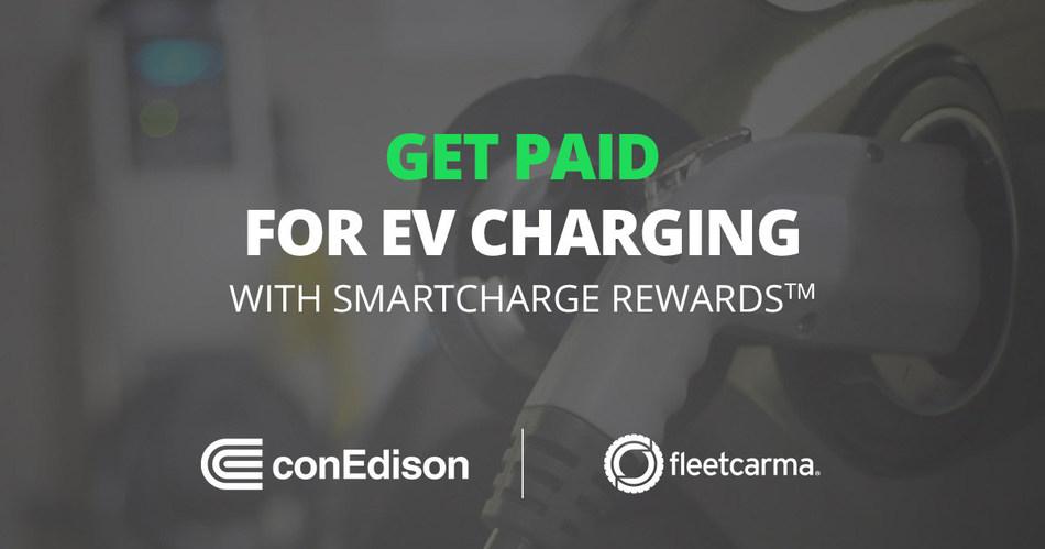 FleetCarma's SmartCharge Rewards (CNW Group/FleetCarma)